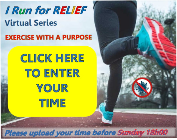 I run for RELIEF Series