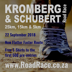 Kromboom Road Race 2018