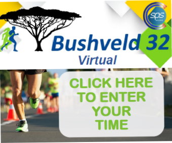Virtual Run - Bushveld 2020