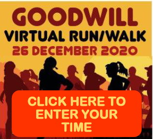 Virtual Run - Goodwill 2020
